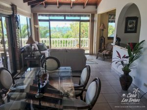 Lots of room for large families on a Costa Rica vacation Casa Las Brisas Costa Rica