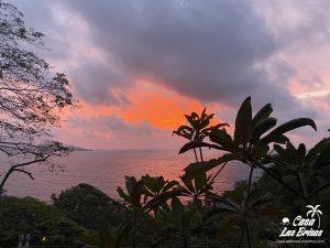 Casita Terrace Sunset
