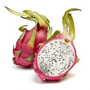 Dragon Fruit, or Pitaya Fruit is a popular treat in Casa Las Brisas Costa Rica